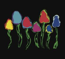 Shrooms. Magic Mushrooms by NataliSven