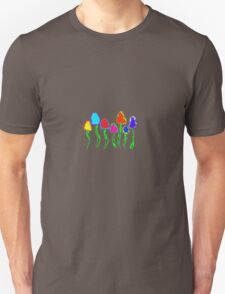 Shrooms. Magic Mushrooms Unisex T-Shirt