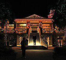 Santa's House!! by AngelPhotozzz