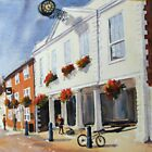 The town hall, Hythe-Kent by Beatrice Cloake