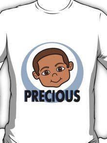 Cute Cartoon Smiling Boy T-Shirt