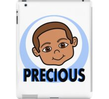 Cute Cartoon Smiling Boy iPad Case/Skin