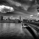 Palace Of Westminster  by Yhun Suarez