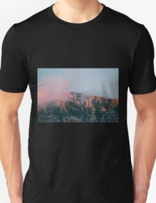 Mountains in the background VI Unisex T-Shirt