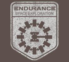 vintage Endurance stamped (light print) by BGWdesigns
