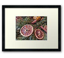 Be Fruitful Multiplied Framed Print