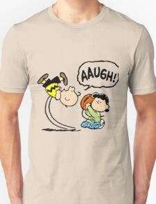 Charlie Brown and Lucy T-Shirt