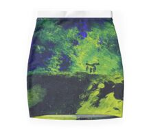 Marina Bay Sands – In some dreamy land Mini Skirt