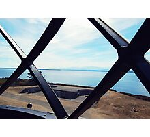 View from a Lighthouse Photographic Print