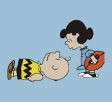 Charlie Brown and Lucy  by pARTick