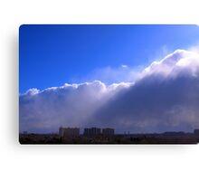Send In The Clouds Canvas Print