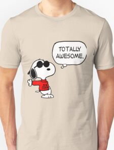 Snoopy Joe Cool Awesome T-Shirt