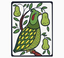 Partridge in a Pear Tree by BrandyHouse