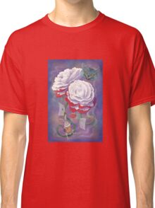 Painted Roses for Wonderland's Heartless Queen Classic T-Shirt