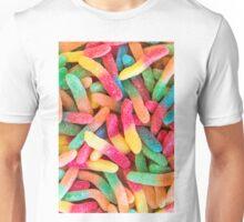 Gummy Worms Unisex T-Shirt