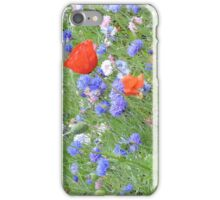 Wildflower Flurry iPhone Case/Skin