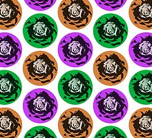Crazy Rose 04 by agridmiadesigns