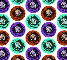 Crazy Rose 06 by agridmiadesigns