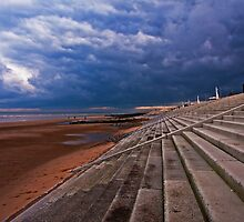 Cleveleys Steps by Peter Stone