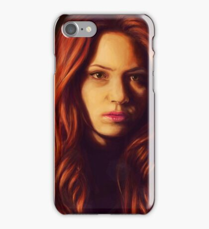 The First Face This Face Saw iPhone Case/Skin