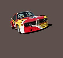 BMW E9 CSL Batmobile - Calder Art Car Livery Unisex T-Shirt