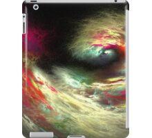 Earth wind fire water iPad Case/Skin