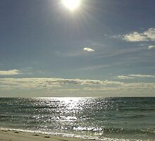 Gulf of Mexico Seascape by yellowfintuna