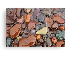 Rocks of Lake Superior 1 Canvas Print
