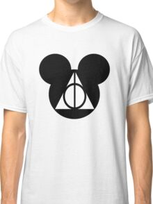 Deathly Mickey Classic T-Shirt
