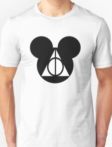 Deathly Mickey Unisex T-Shirt