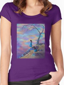 Alice's Ambivalence Women's Fitted Scoop T-Shirt
