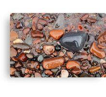 Rocks of Lake Superior 2 Canvas Print