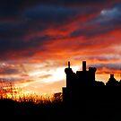 Kilchurn Castle, Argyll, Scotland by Jim Wilson