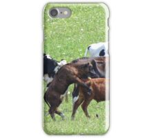 When in the country... iPhone Case/Skin