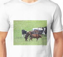 When in the country... Unisex T-Shirt