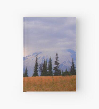 Mt. Rainier at Sunrise Hardcover Journal