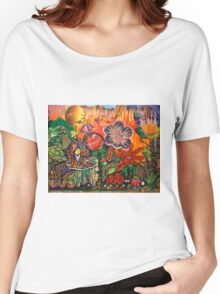 DECOPOLLAGE - Just too Much Fun Women's Relaxed Fit T-Shirt