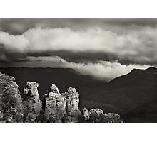 Stormy Thursday Photographic Print