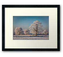 Let It Snow, Let It Snow, Let It Snow ! Framed Print