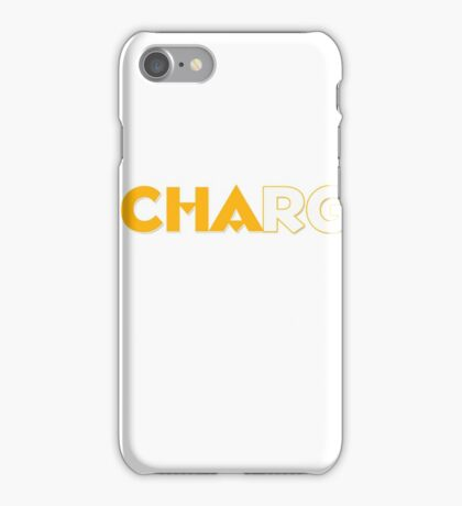 RG3 Discharged iPhone Case/Skin