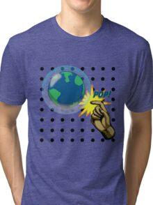 Don't Pop the Ozone Layer Tri-blend T-Shirt