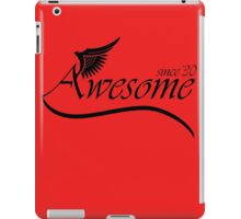 Awesome Since 1930 iPad Case/Skin