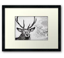 `The King`  Framed Print