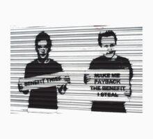 Benefit Thieves, by Pride by GraffArt Tees