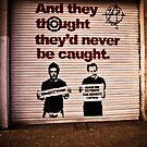 Street Art III by Julie-anne Cooke Photography