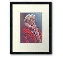 Mary Morstan Framed Print