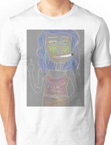 Fuck you...T-shirt :-) T-Shirt