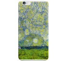 Starry Ballintoy Church iPhone Case/Skin