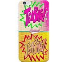 TEABAG HIT! Anachrotees' Design iPhone Case/Skin