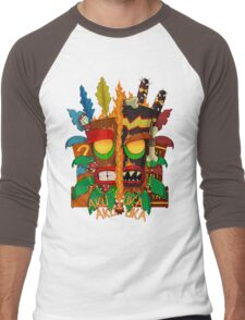 Tiki Men's Baseball ¾ T-Shirt